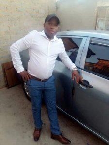 Collins Khosa (Photo: supplied)